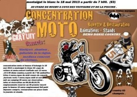 Affiche concentration Montaigut-le-Blanc