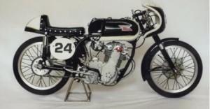 Moto Morini années 60