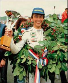 JL Tournadre champion du monde 250cc en 1982