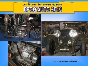 Reportage Epoq'auto Lyon 2013