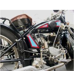 Motobécane 500cc type H 1928