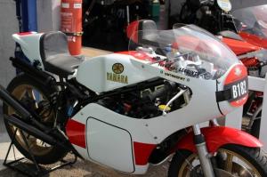 Anniversaire Yamaha Classic Service