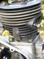 Démontage du cylindre
