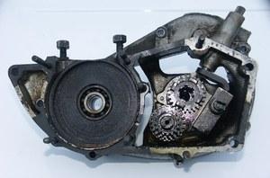 Le mécanisme de la boite de vitesses
