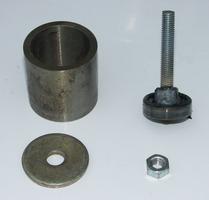 L'extracteur et le roulement