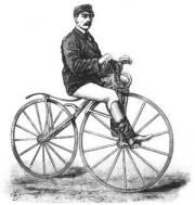 Le vélocipède