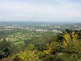 Région thiernoise - Rocher de Borbes