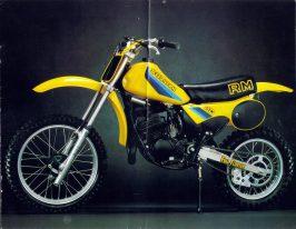 Suzuki RM80H