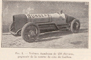 La Sunbeam de Thomas