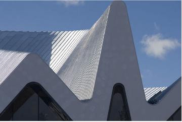 Riverside Museum à Glasgow
