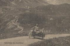 Montée du Galibier