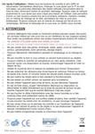 Les instructions d'utilisation - page 4